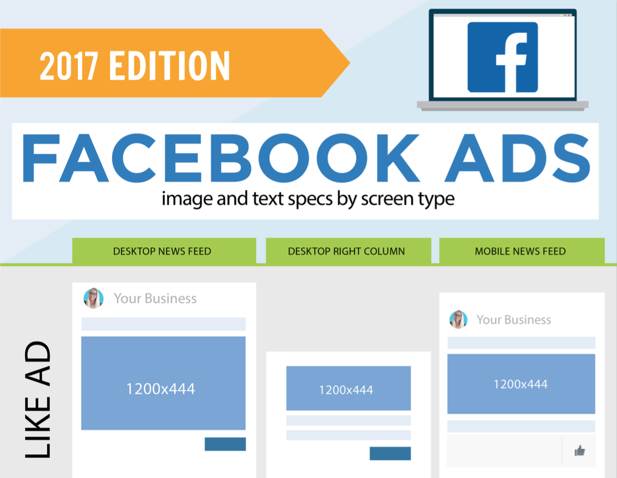 facebook ad formats 2017 cat howellfacebook ad formats 2017 \u2013 the latest specs and sizes for all the fb ad formats available